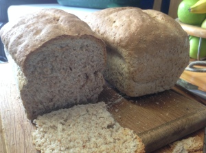 Half and Half bread recipe